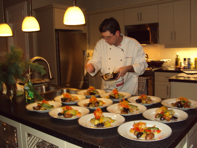 Hire a Chef For Your Dinner Party